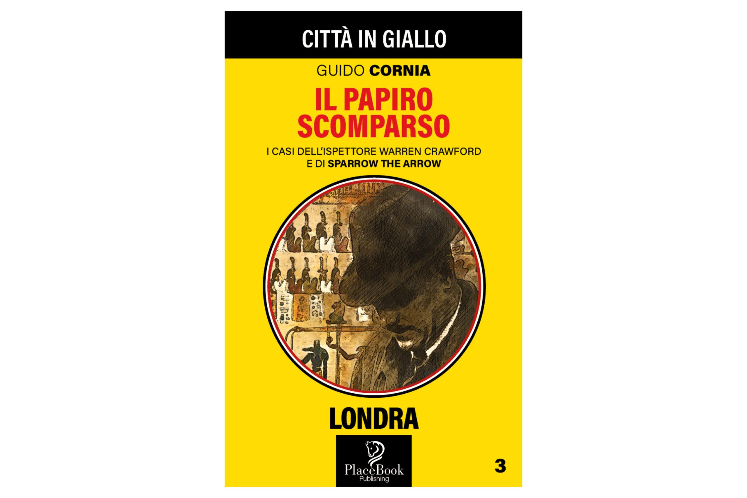Il papiro scomparso – Londra 3